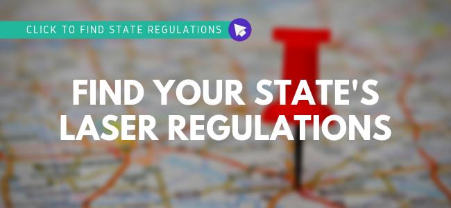 Find Your State's Laser Regulations